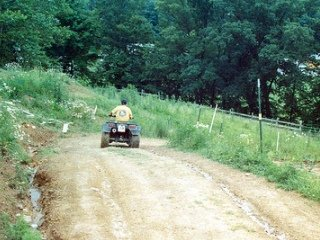 ATV Riding Public Land