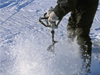 How to Pick an Ice Auger