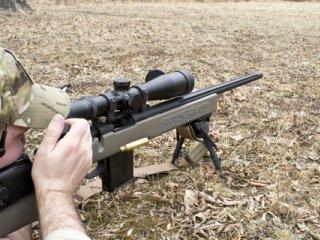 Shooter in Field