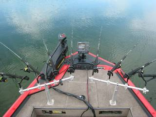 Spider rigging for crappie liveoutdoors for Spider rigs for crappie fishing