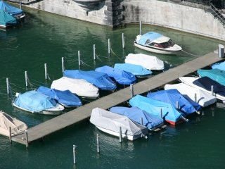 Covered Boats