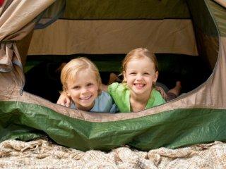 Camping & Childhood Memories