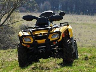 ATV: A Hunter's Best Friend