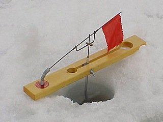The ins and outs of tip ups liveoutdoors for Best ice fishing tip ups