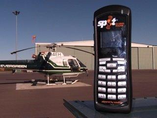 The SPOT Global Phone