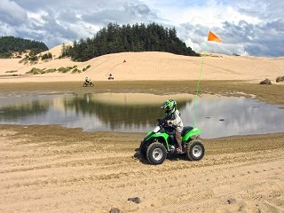 Oregon Dunes: A Rider's Haven