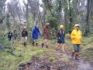 rain hike