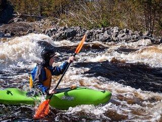 kayak rapids