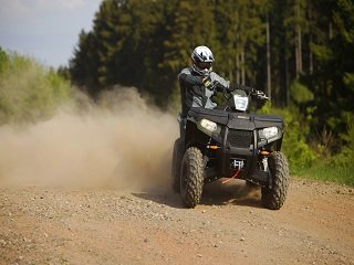 ATV Safety Reminders for Young Riders