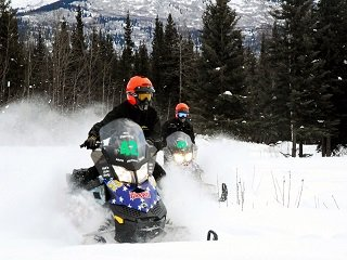 Snowmobiling as a Mainstream, Family Recreational Activity