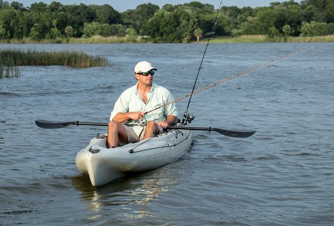 3 Saltwater Kayak Fishing Setups