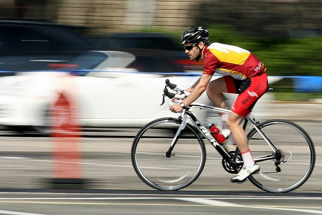 Report Ranks Bike-Friendly States