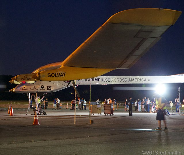 Dangerous Seventh Leg for Solar Plane Imminent