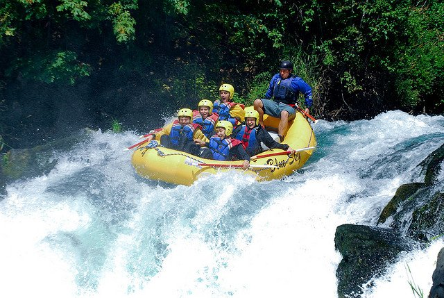 5 Whitewater Rafting Adventures in the West