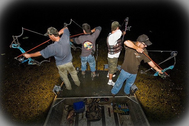 US Bowfishing Championship Opens in Missouri