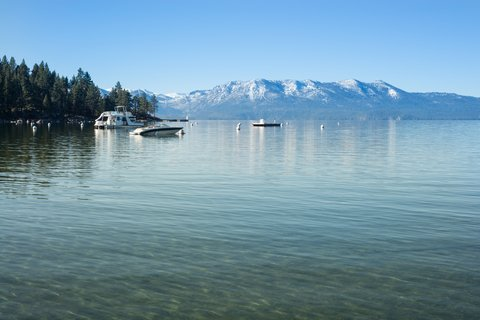 How To Fish Lake Tahoe
