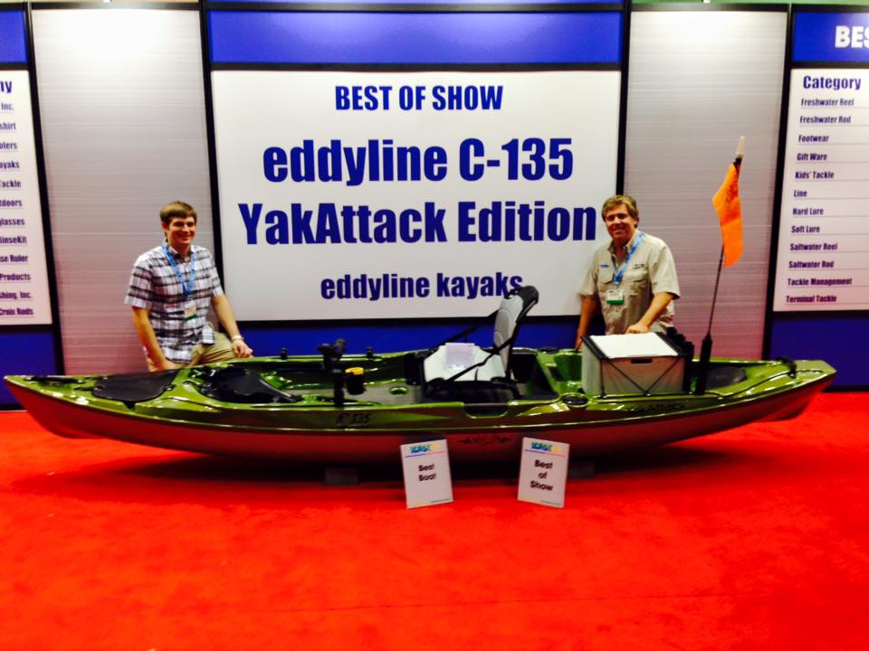 Best New Sportfishing Products From iCast 2015