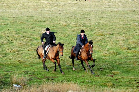 Plan to Loosen English Fox Hunting Ban Nixed