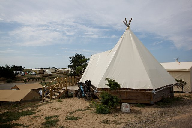 Adventure Tripping: Glamping in the Great Outdoors