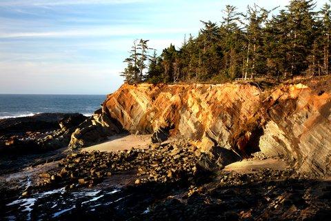 3 Trails for Hiking the Oregon Coast