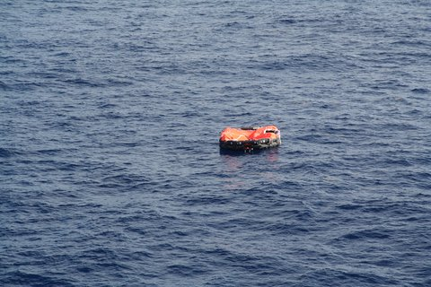 How to Survive Adrift at Sea