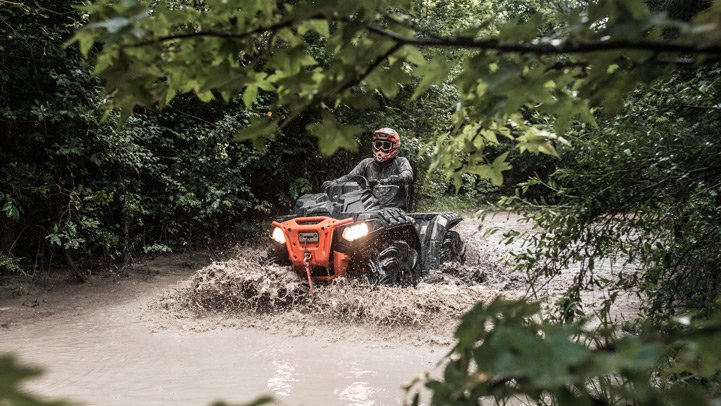 Accessorize Your ATV for Hunting