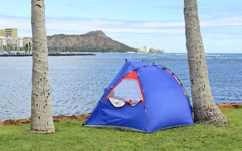 Glamping Venture on Oahu Stirs Up Controversy