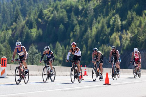 Lake Tahoe Ironman Proves Why It's One of the Toughest