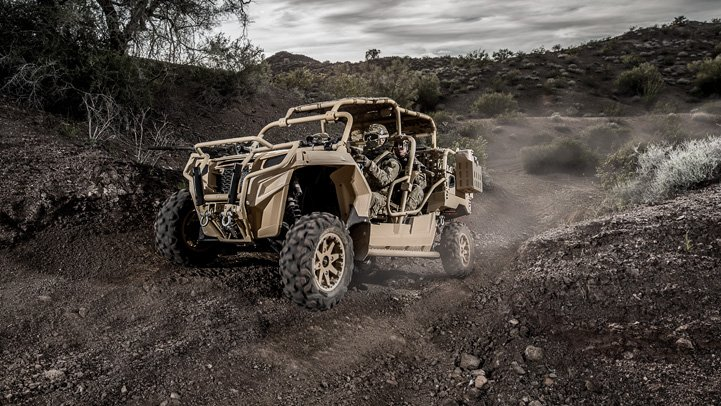 Polaris Gets 5-Year Contract from US Special Ops Command