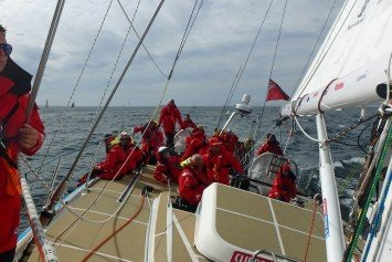 Clipper Round the World Race Heads into