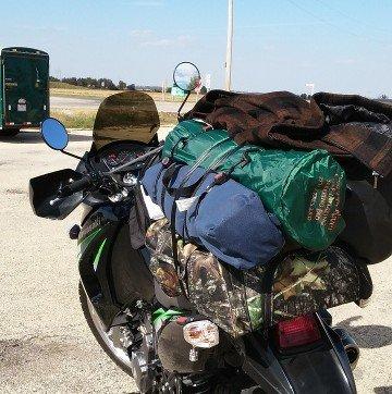 bike strap downs