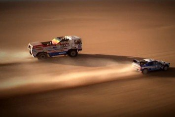 Gearing Up For The Dakar Rally