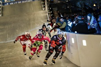 Red Bull Ice Crash Returns to Munich