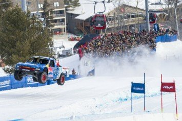 Red Bull Frozen Rush Comes to Maine With Insane Ice Race