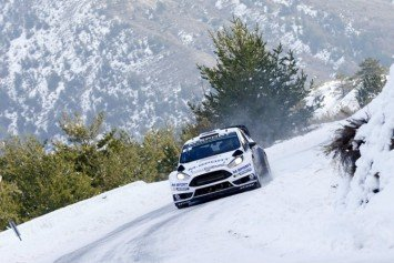 World Rally Driver Hits Photographer At Monte Carlo
