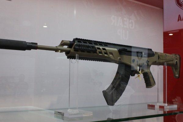 Say Hello To The New Ak By Kalashnikov Usa Liveoutdoors