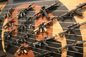The Biggest, Baddest Guns at SHOT Show 2016