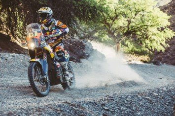 The Dust-Caked Carnival of the Dakar Rally