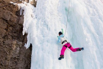How to Get Started Ice Climbing