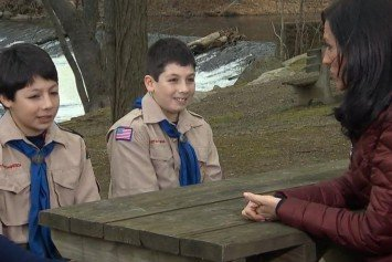 Boy Scouts in Harrowing Bear Story Speak Out