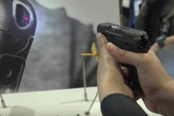 VIDEO: The Gun No Bigger Than a Smartphone