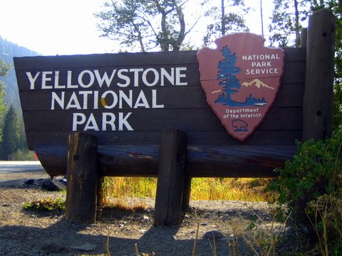yellowstone gate