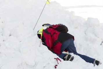 How To Properly Dig Out An Avalanche Victim