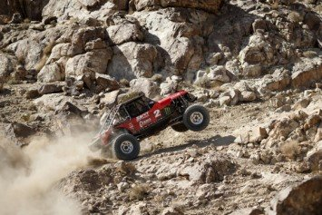 'King of The Hammers' Draws Thousands of Off-Road Junkies to the Mojave Desert