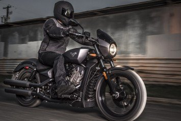 Is Victory Octane the Future of Muscle Bike Cruisers?