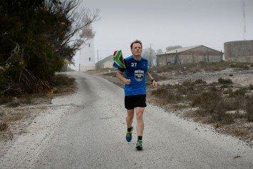 British Comic Completes 27 Marathons in 27 Days