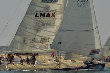 Clipper Round the World Racers Set Out on Longest Passage