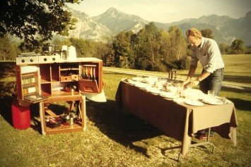 Camp Champ All-in-One Camping Kitchen