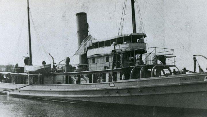 conestoga ship