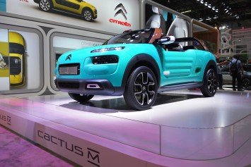 Citroen Cactus M Could Be Perfect Camping Mini Wagon
